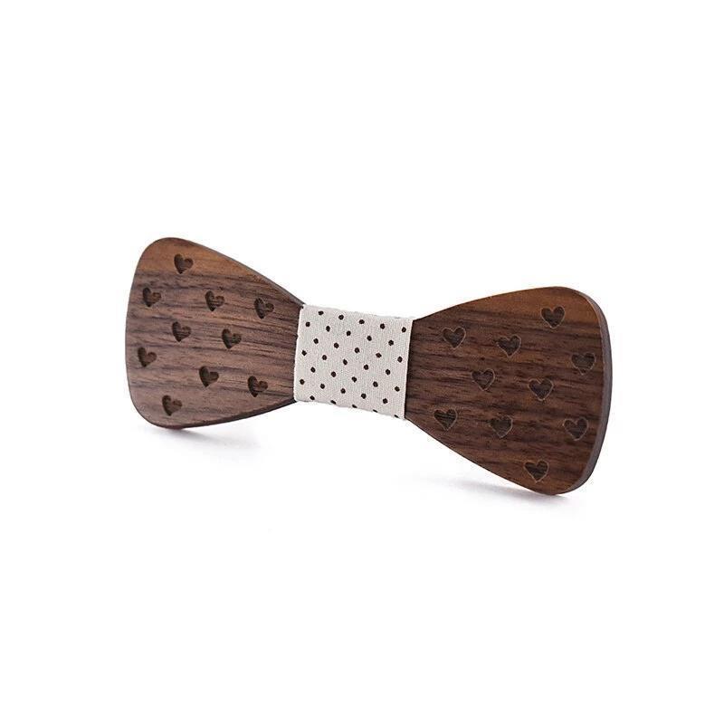 Noeud papillon en bois | Choupi 2