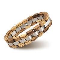 Bracelet en bois   Double 1
