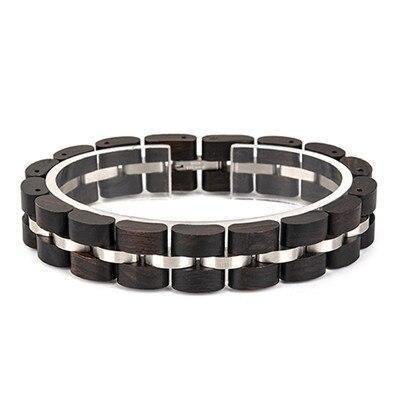 Bracelet en bois   Double 4