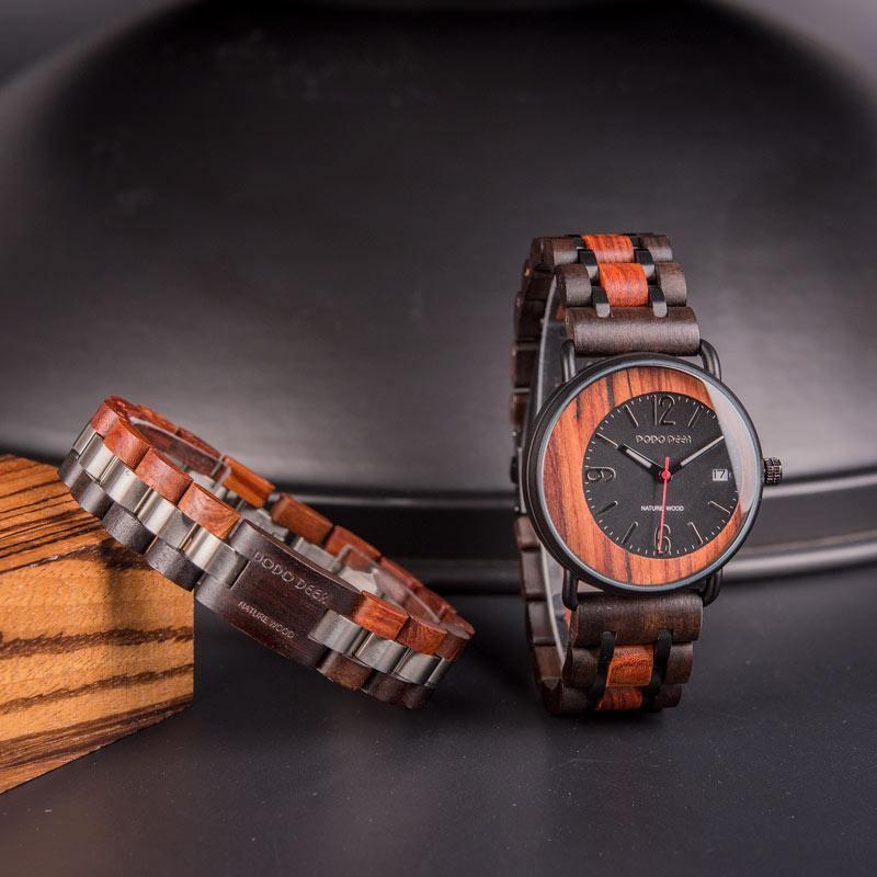 Pack Montre et Bracelet original | Brian 3