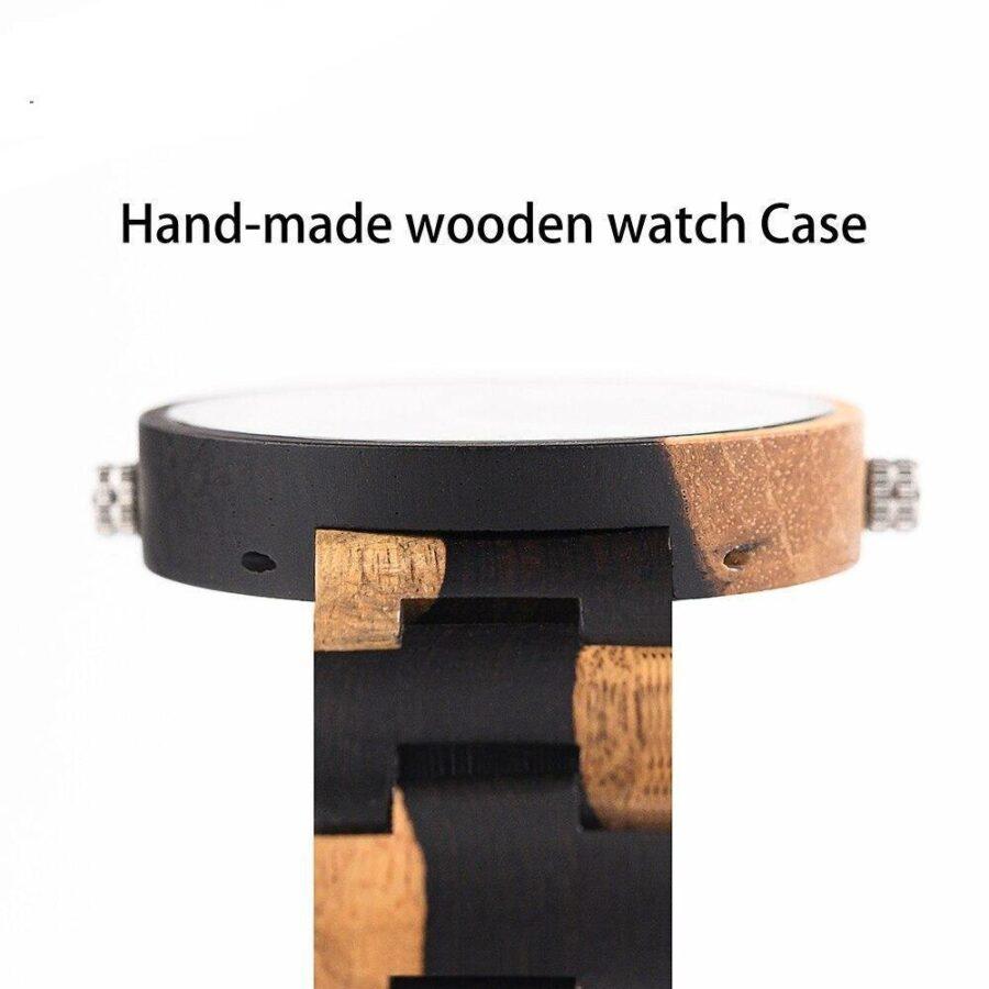 Montre en bois élégante | Théodore 7
