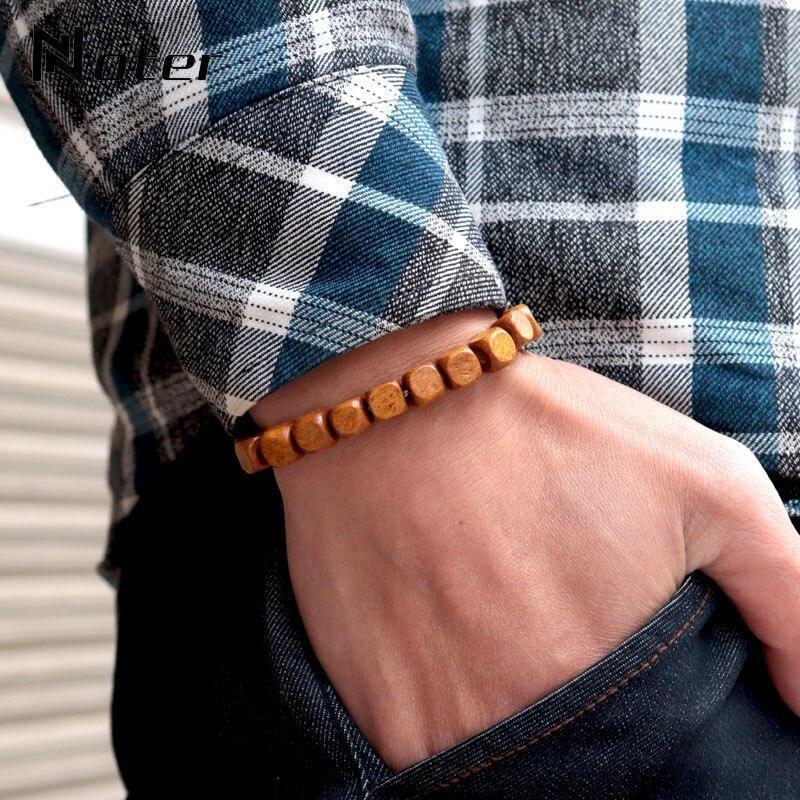 Bracelet en bois | Simon 2