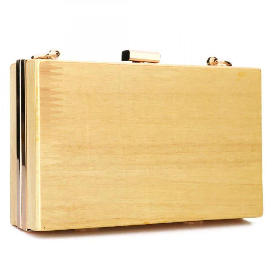 Sac en bois vintage | Ptite valise 1