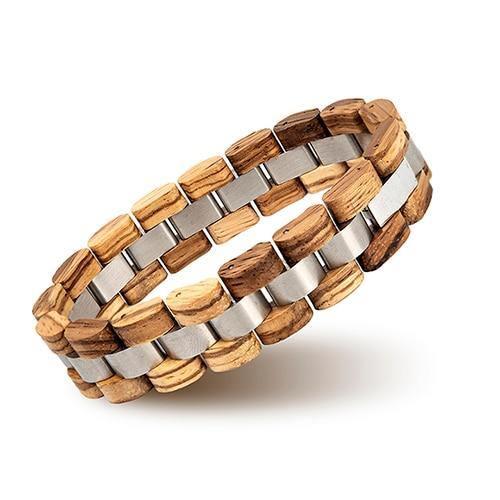 Bracelet en bois Unisexe 17