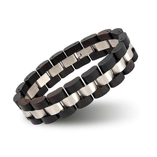 Bracelet en bois Unisexe 15