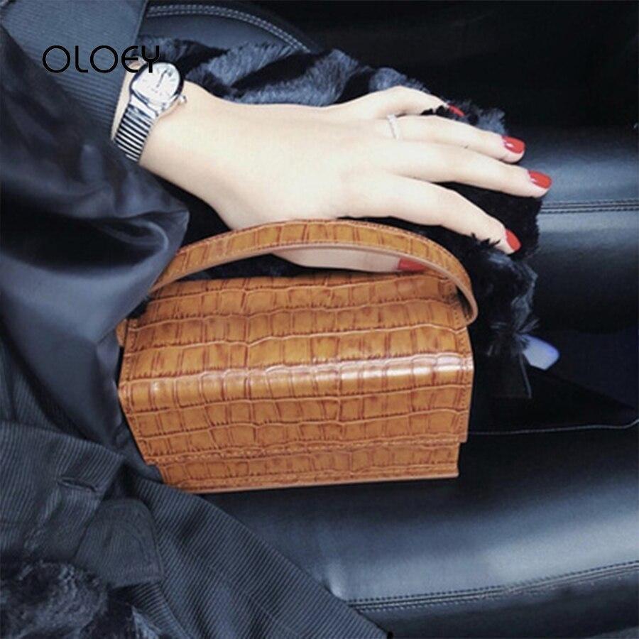 Sac cuir et acrylique vintage | Cécile 2