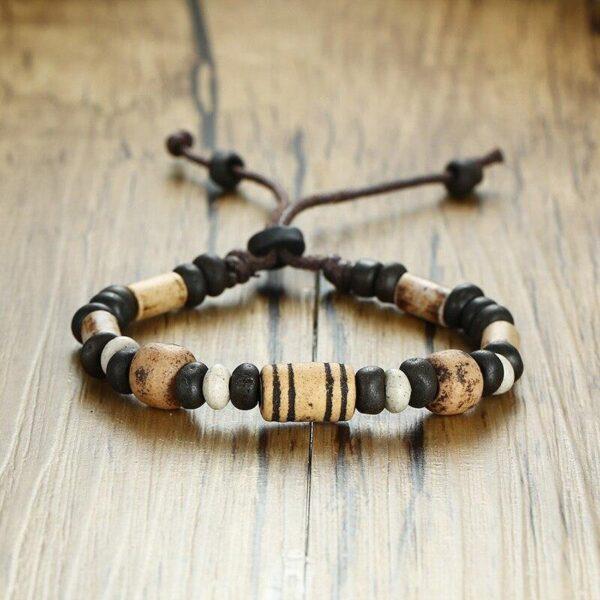 Bracelet en bois | Adjust 6
