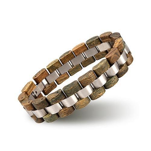 Bracelet en bois Unisexe 18