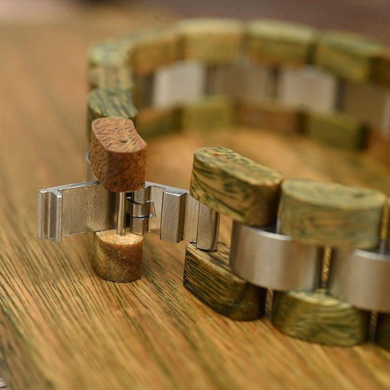 Bracelet en bois   Double 2