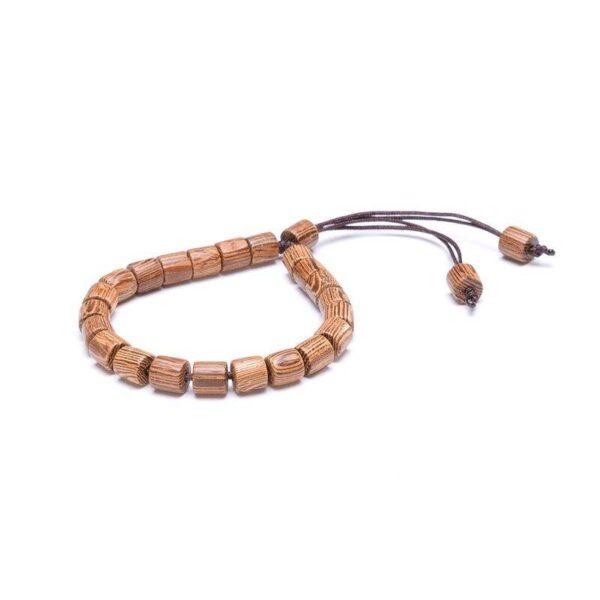 Bracelet tibétain en bois | Soneeya 1