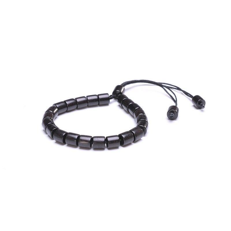 Bracelet tibétain en bois | Soneeya 2