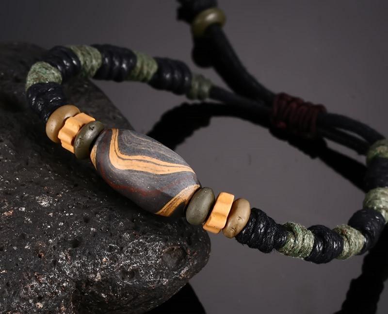 Bracelet en bois   Masculino 3